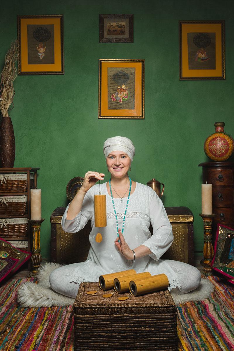 Учитель Кундалини йоги - Сат Паван Каур (Ирина Попроцкая)